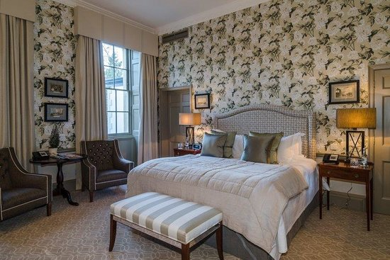 The Royal Crescent Hotel & Spa: Deluxe Room