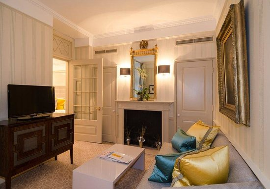 The Royal Crescent Hotel & Spa: Classic Suite