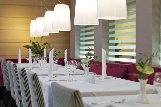 Holiday Inn Vienna City: Taste Viennese and international dishes.