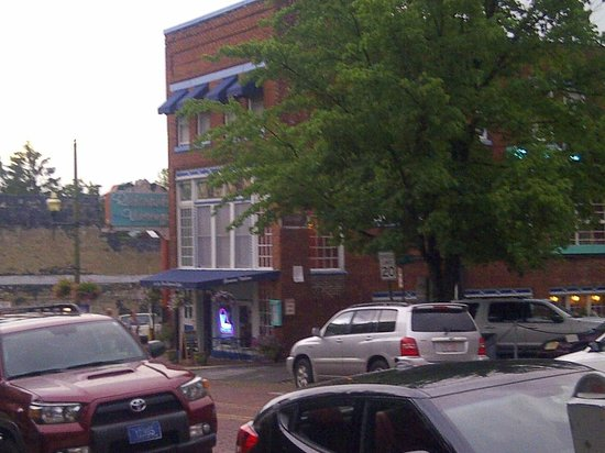 Haunted Asheville Ghost Tours : Landmark we visited during Haunted Asheville tour