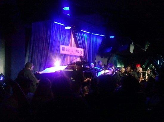 Blue Note Jazz Club: Notte del 12 luglio 2014