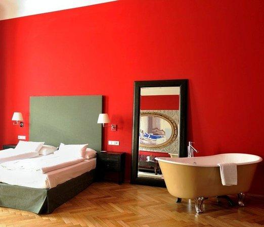 Hotel Altstadt Vienna: Junior Suite