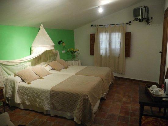 Casa Rural Don Alvaro de Luna: The bdroom
