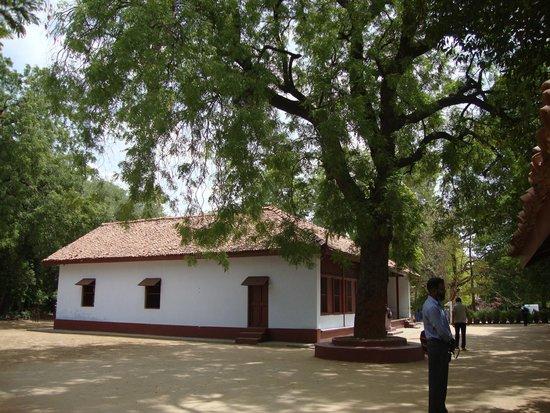 Sabarmati Ashram / Mahatma Gandhi's Home: Gandhiji's House Hridaykunj