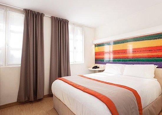Comfort Hotel Paris La Fayette : Double Room