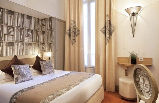 Hotel Residence Foch : Guest room