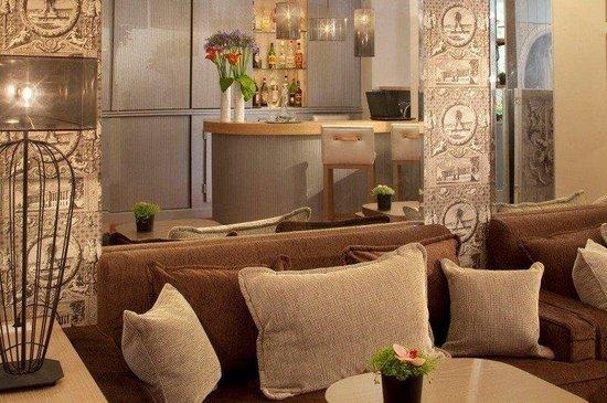 Hotel Residence Foch : Lobby