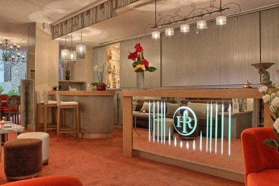 Hotel Residence Foch: Lobby