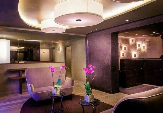 Hotel Armoni : interior