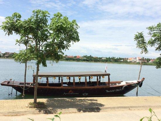 Anantara Hoi An Resort: View from room