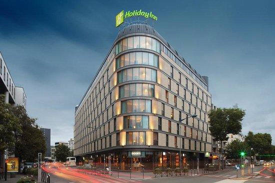 Holiday Inn Paris-Porte De Clichy : 4 Stars Hotel at the entrance of Paris