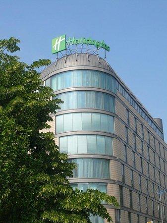 Holiday Inn Paris-Porte De Clichy: Hotel Exterior