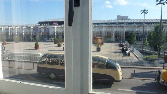 Ashley Hotel : view