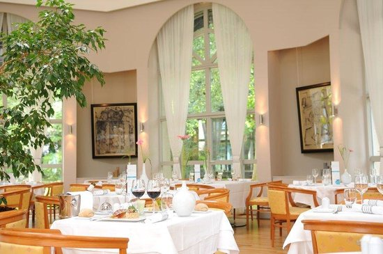 Holiday Inn Le Touquet : 'Le Picardy' Restaurant