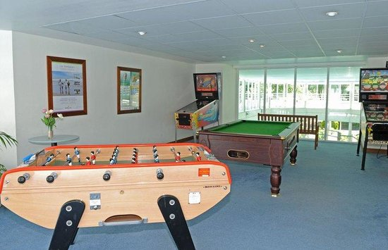 Holiday Inn Le Touquet: Game Room