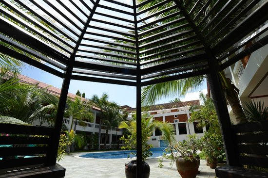 Arthawka  Hotel : Swimming Pool Gazebo