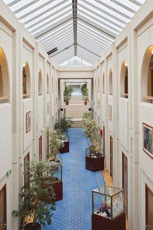 Holiday Inn Le Touquet : Hallway
