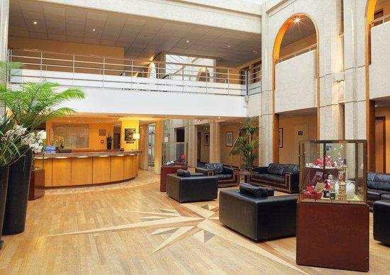 Holiday Inn Le Touquet : Hotel Lobby