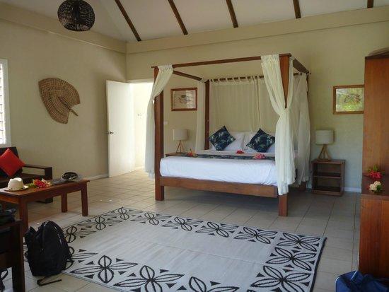 Blue Lagoon Beach Resort: Two bedroom Garden Villa