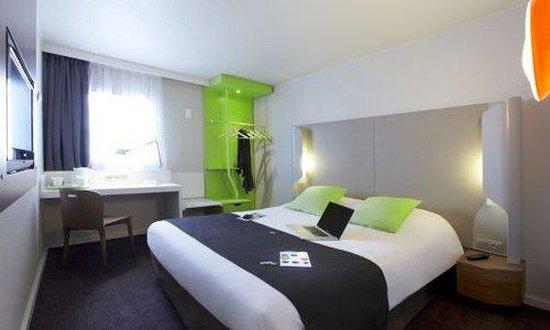 Campanile Lyon Ouest Tassin : Double Room