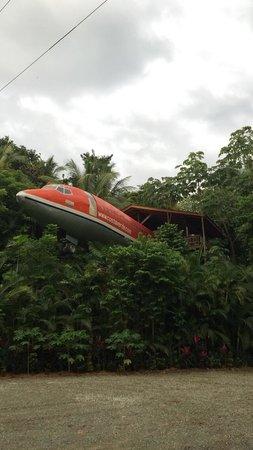 Hotel Costa Verde: Plane suite