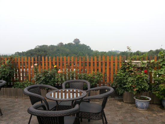 King Parkview Hotel: Roof top