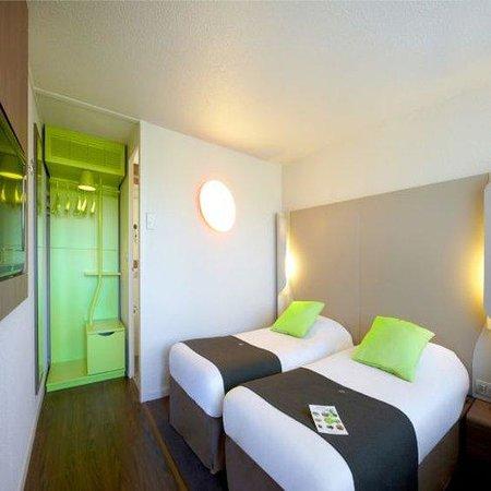 Campanile Roissy - Saint Witz : Twin room