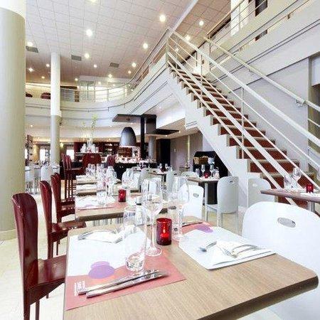 Campanile Paris Est - Porte De Bagnolet : Restaurant