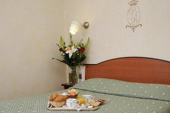 Hotel Prince Albert Wagram : Room