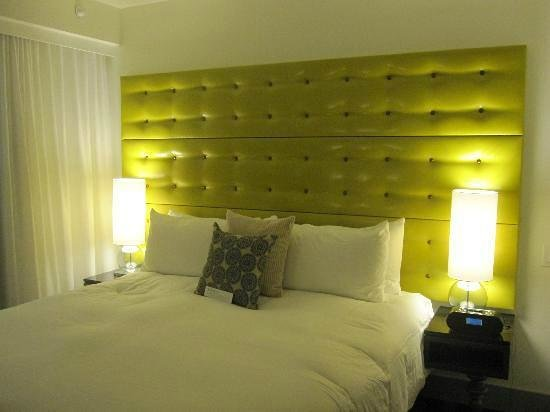 Padre Hotel: great beds and pillows