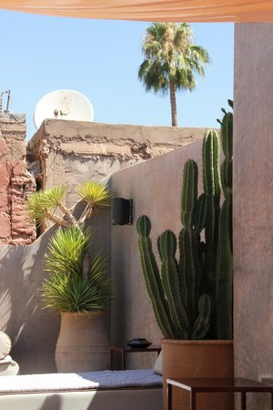 Riad Dar One : Terrace3