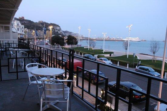 Best Western Plus Dover Marina Hotel & Spa: room with balacony