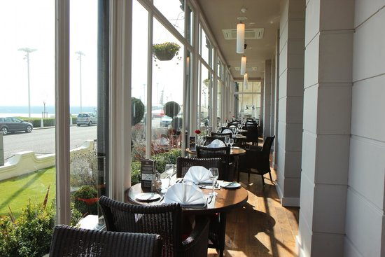 Best Western Plus Dover Marina Hotel & Spa: nice restaurant