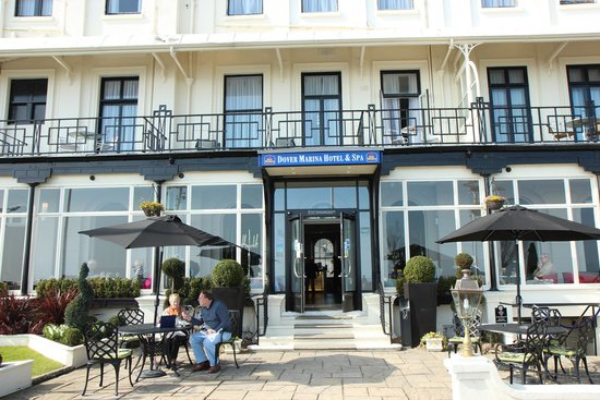 Best Western Plus Dover Marina Hotel & Spa: outlook