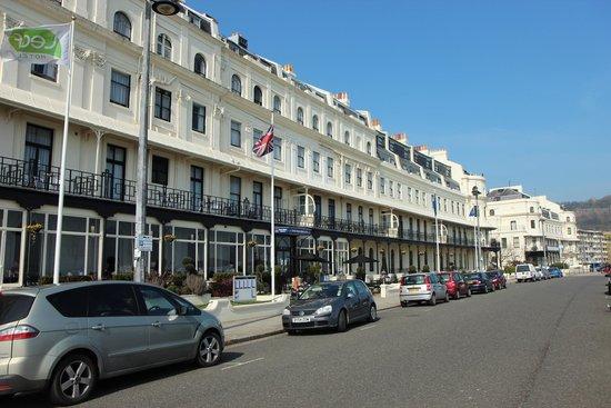 Best Western Plus Dover Marina Hotel & Spa: very nice hotel