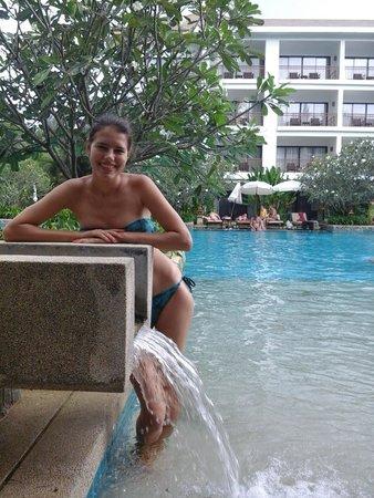 Naithonburi Beach Resort: near pool