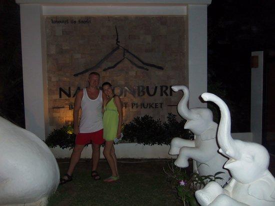 Naithonburi Beach Resort: klass