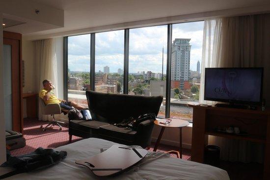 Hampton by Hilton London Waterloo: 8th floor