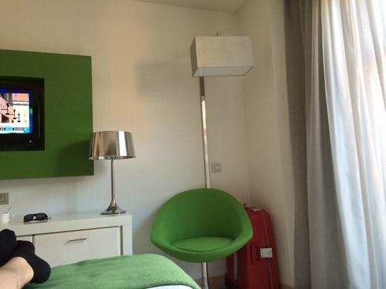 Double Tree Hilton  Hotel Girona: chambre sup