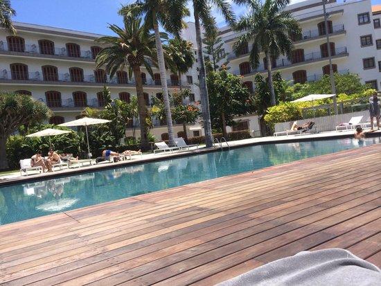 IBEROSTAR Grand Hotel Mencey: Бассейн