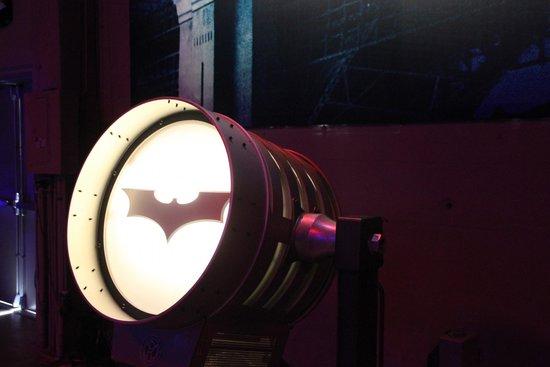 Warner Bros. Studio Tour Hollywood: Batman Exhibit