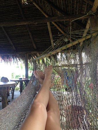 Sandpiper Hotel: hammock time