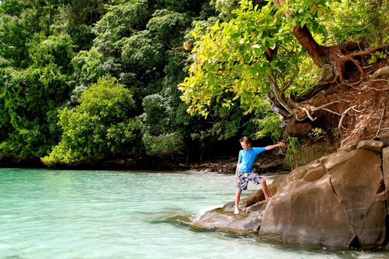 Hotel Bocas del Mar: une des nombreuses îles à découvrir
