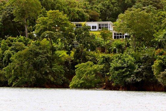 Hotel Bocas del Mar: Quelques chambres vues de la mer