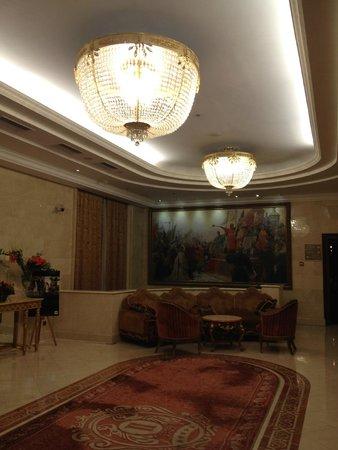 Premier Palace Hotel: холл