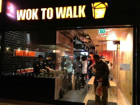 Wok To Walk Cardiff Restaurant Reviews Phone Number