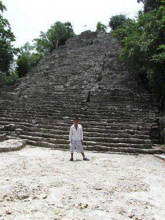 Coba Ruins: Ruinas