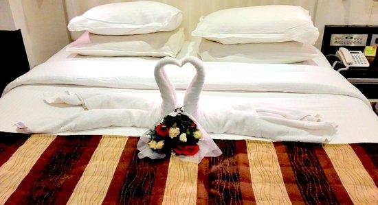 Clarion Chennai: Room