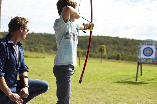 Spicers Hidden Vale: Archery