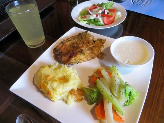 CheTica Ranch : Typical Meal2